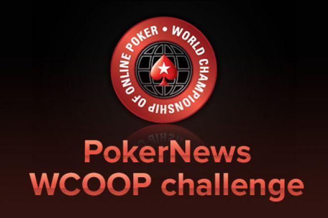PokerNews WCOOP Challenge: spróbuj swoich sił! 0001