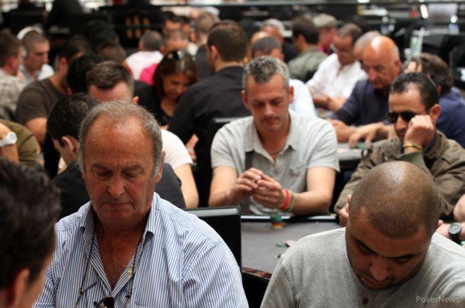 Tournois poker Cercle Colbert
