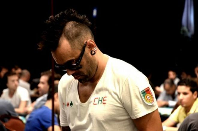 """Nuno """"Che"""" Andrade Vence 3ª Etapa do Circuito Ibérico de Poker 0001"""