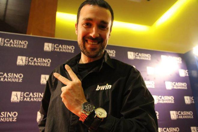 """Jordi Martínez """"Alekhine"""", uno de los rostros más emblemáticos del domingo 0001"""