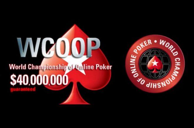 WCOOP 2014 deň 1: do dohrávky Sunday Millionu postúpili traja Slováci 0001