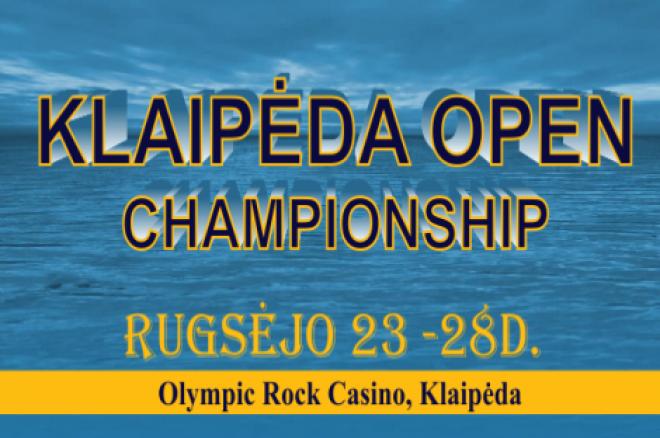 Atviras Klaipėdos miesto klubinio pokerio čempionatas 0001