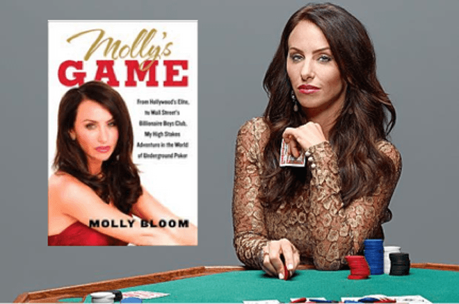 Image result for mollys game POKER