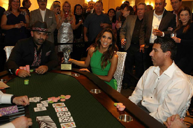 Eva Longoria Discusses 7th Annual Eva's Heroes Celebrity Casino Night on Oct. 11 0001