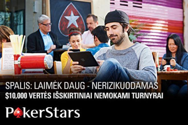 PokerStars exclusive freeroll