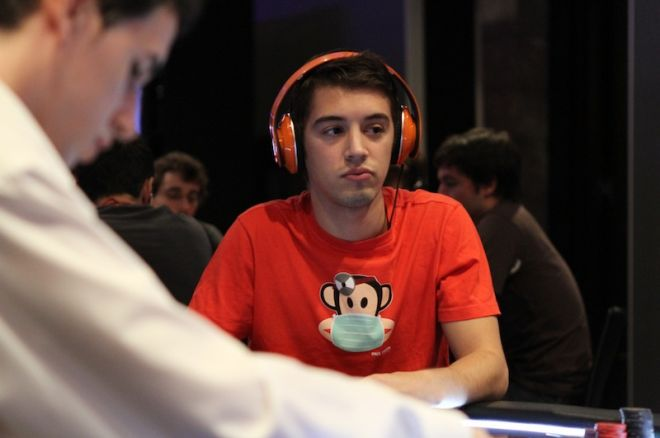 """El """"Rey"""" Vicente sube a lo más alto del poker mundial 0001"""