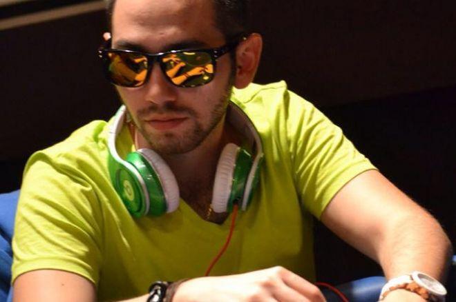 Campeonato Nacional de Poker Enjoy; Gabriel Zarate campeón 0001