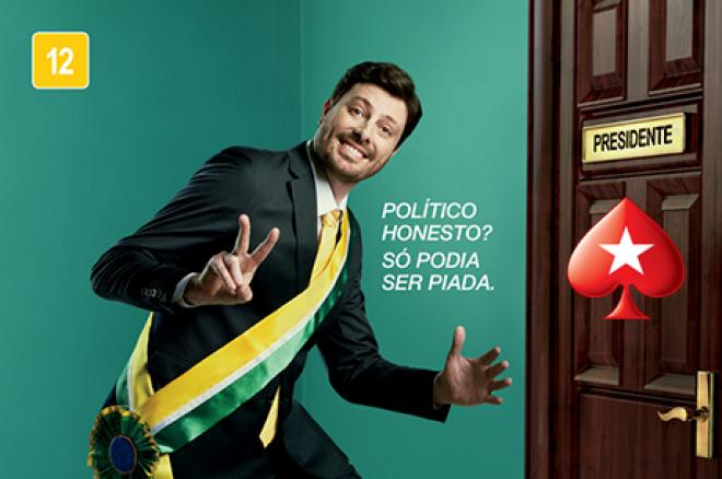 PokerStars Patrocina Série Cómica no Brasil 0001