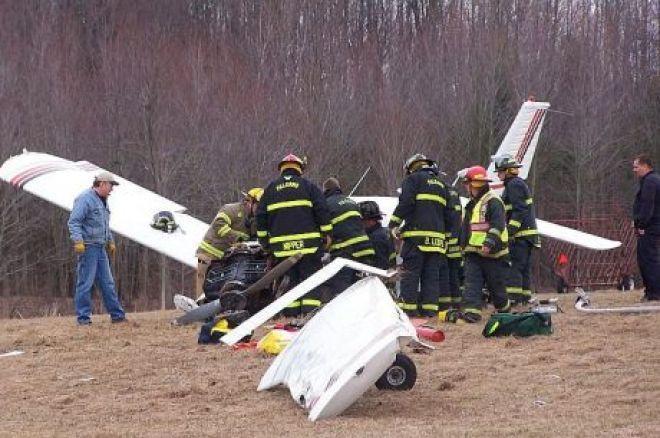 U Tragičnoj Avionskoj Nesreći u Divači Preživeo Samo Poker Igrač Primož Cimerman 0001