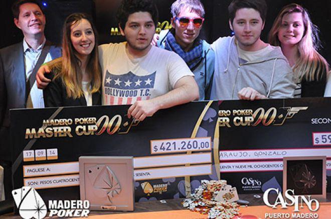 Los hermanos Araujo hicieron historia en Madero 0001