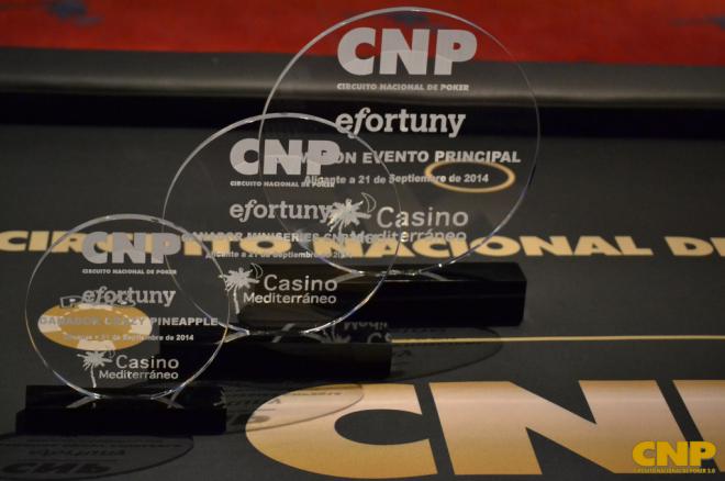Gran ambiente en el día 1A del Circuito Nacional de Poker 0001