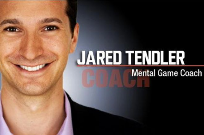 Jared Tendler, il mental coach
