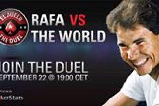 Sledujte live stream Rafa vs Svet 0001