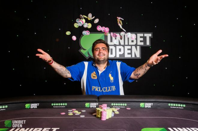 Daniel Smith: 2014 Unibet Open Cannes winner