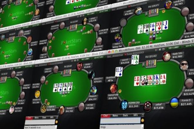 Five Tips for Beating Small-Stakes Online Poker Tournaments 0001