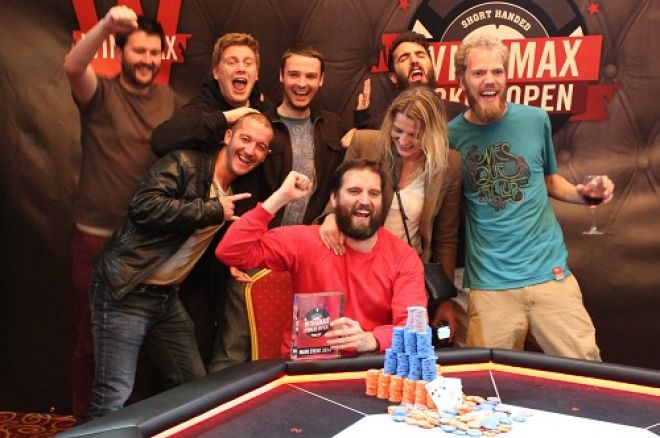 Tom Kitt: 2014 Winamax Poker Open winner