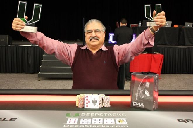 Jeet Shergill wins DSPT Main Event in Calgary