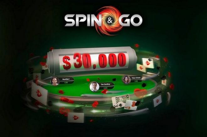 Naujiena iš PokerStars: įdiegti Spin & Go stalai 0001