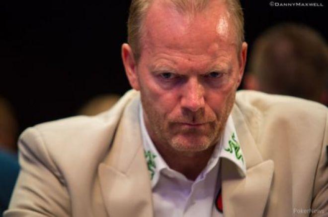 World Poker Tour National Valkenburg - Marcel Lüske & Joep van den Bijgaart naar Dag 2