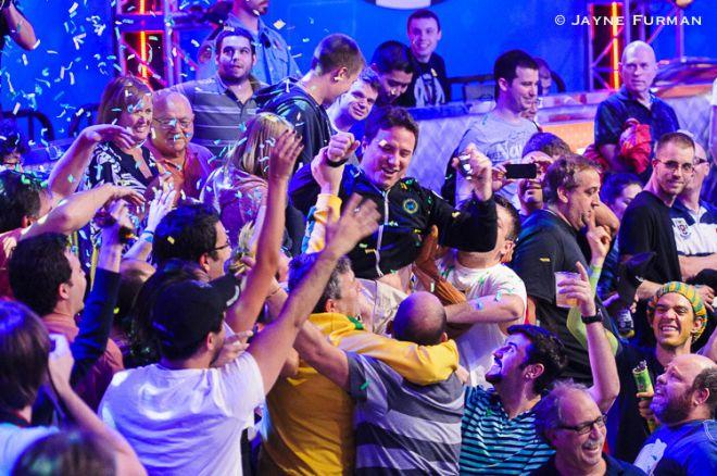 Bruno Foster em Exclusivo Para a PokerNews nas WSOP APAC 0001