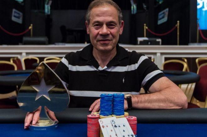 PokerStars įkūrėjas laimėjo UKIPT High Roller turnyrą 0001