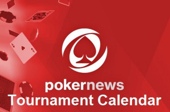 Canadian Tournament Calendar - October 2014