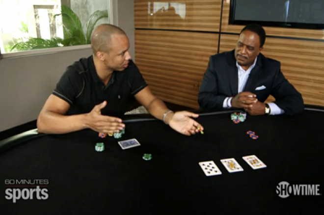 Phil Ivey 60 Minutes