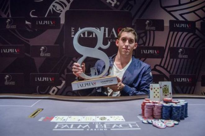 Daniel Colman Continues Torrid Run with Victory at WPT Alpha8 London ($959,622) 0001