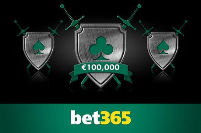 Bitwa o 100 000 euro na Bet365