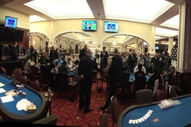 PlayNow Poker Championship at McPhillips Station Casino