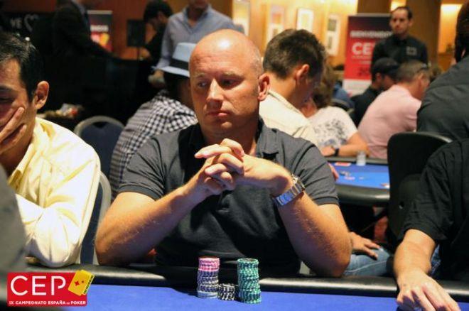 Campeonato de España de Poker: Los extranjeros animan el inicio de la sexta etapa 0001