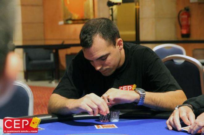 Campeonato de España de Poker: Juan Ramón Llatche no tuvo rival en el día 1b 0001