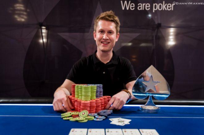 pokerstarsblog.com/ Brett Angell