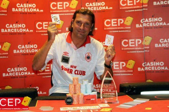 Campeonato de España de Poker: Sven Dankers hace que el título se quede en Marbella 0001