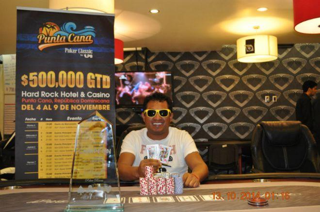 Fernando Mayren; Campeón del Bluff Póker Festival Main Event 0001