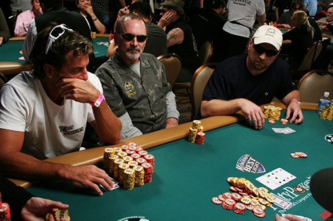 How to play against a poker bully