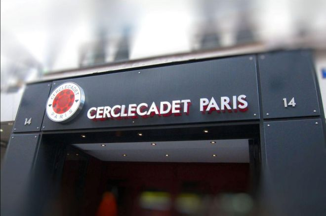 Police Raids Cercle Cadet in Paris