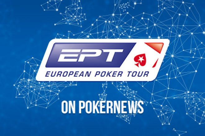 2014 EPT London Main Event: Jareth East Fourth Going Into Day 3 0001