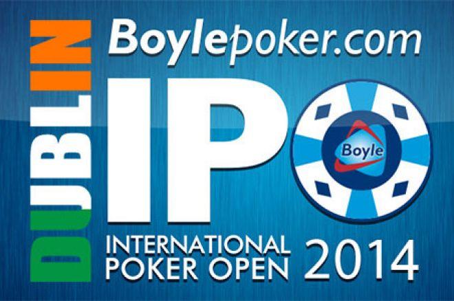 Eagerly Anticipated 2014 Boylepoker IPO Dublin Begins October 16 0001