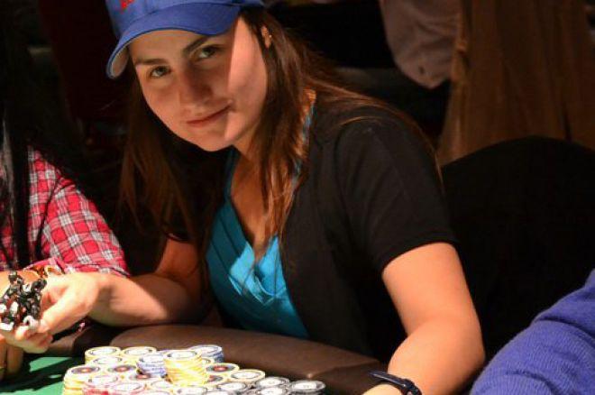 """Daniela Horno: """"No tengo miedo de bluffear hasta el final"""" 0001"""