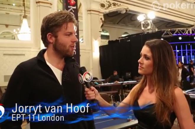 Jak se připravuje Jorryt van Hoof na finále WSOP 0001