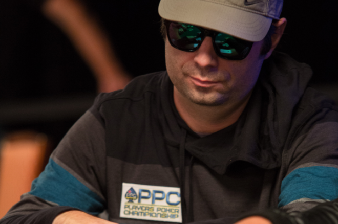 2014 PPC Aruba World Championship Day 1a: Steve Karp Grabs Early Lead 0001