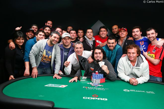 Oscar Alache Wins PokerStars.net Latin American Poker Tour Grand Final for $135,488 0001