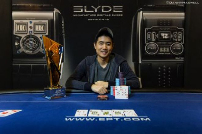 Andrew Chen wins EPT London High Roller