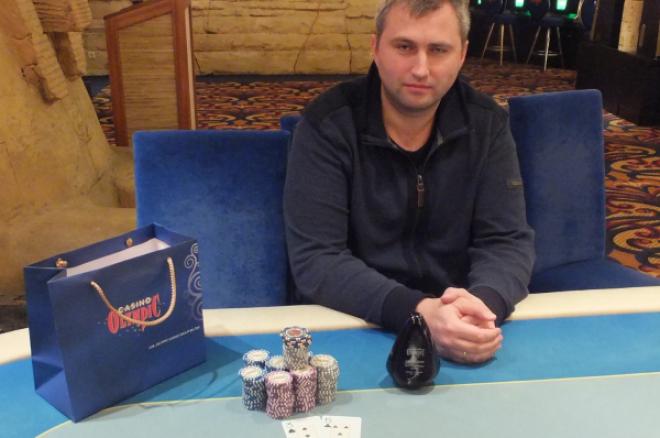 Pirmajame Kauno klubinio pokerio čempionato turnyre laurus skynė Hermenegildas Žilys 0001