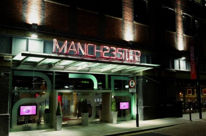 Manchester235, the venue for the inaugural MADchester Poker Open