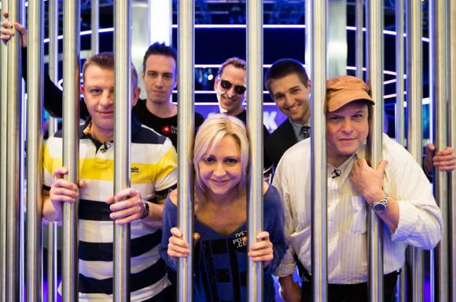 First Episode of the PokerStars Shark Cage Airs Tonight 0001