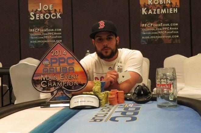 Aristoteles Neto Wins 2014 PPC Aruba Main Event, Turning $65 Into $62,764! 0001