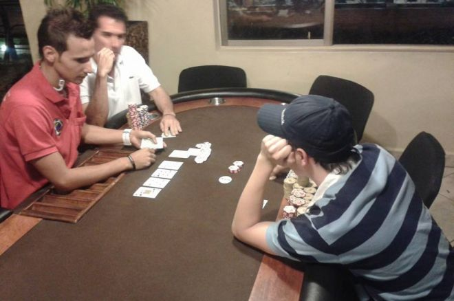 "Camilo ""Mango"" Torres: Un jugador que se hizo dealer para adueñarse de la baraja 0001"