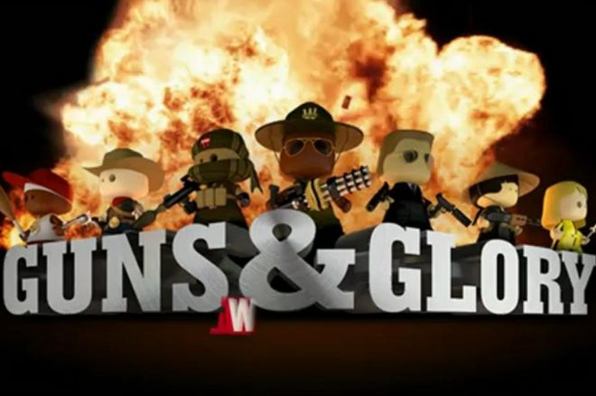 Take Poker to Another Level: Discover Guns & Glory